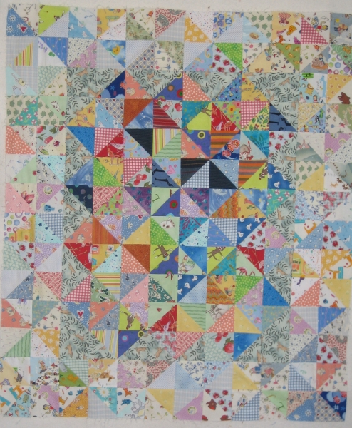 Kayos quilt